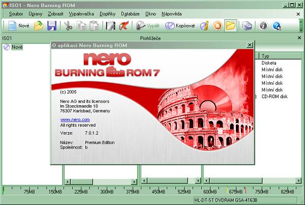 Nero-download nero 7.